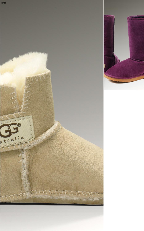 scarpe ugg tacco